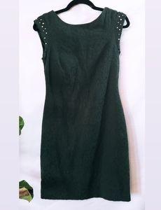 Zara Forest Green Dress. Size L